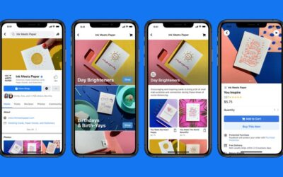 Learn about the new Facebook Shops for your business
