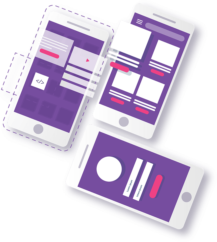 Mobile ready web design services by Zealous Social