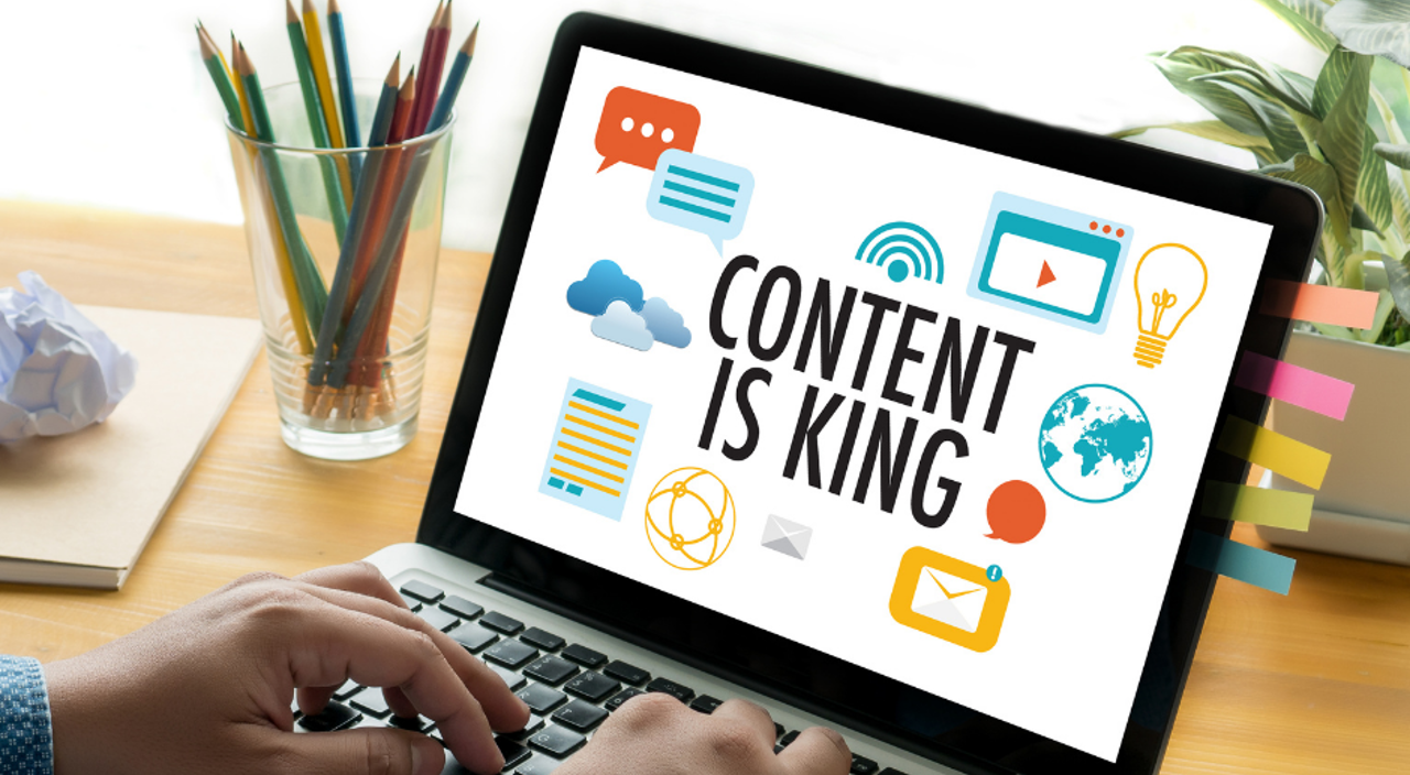 Website Content Matters to Your Visitors by Zealous Social